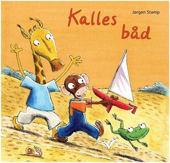 Jørgen Stamp: Kalles båd