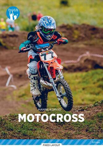Hanne Korvig: Motocross