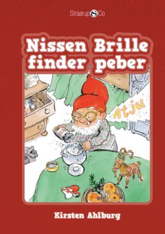 Kirsten Ahlburg: Nissen Brille finder peber