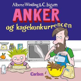 Alberte Winding: Anker og kagekonkurrencen