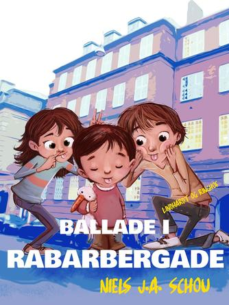 Nils J. A. Schou: Ballade i Rabarbergade