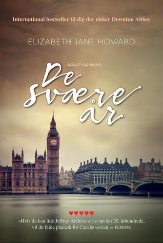 Elizabeth Jane Howard: De svære år