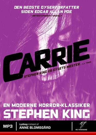 Stephen King (f. 1947): Carrie