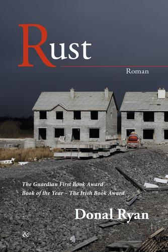Donal Ryan: Rust : roman