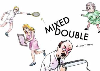 Johan F. Krarup: Mixed double