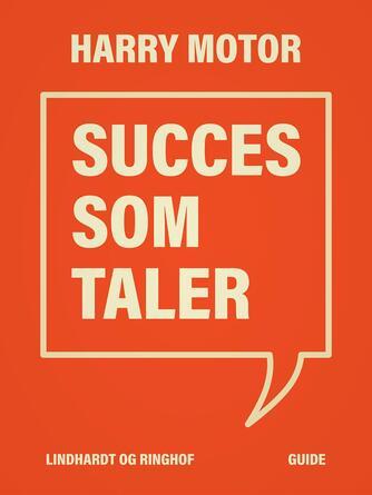 Harry Jensen (f. 1921): Succes som taler