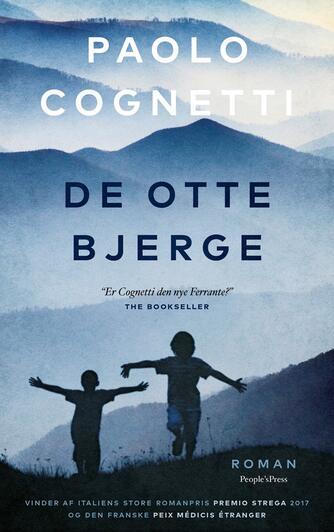 Paolo Cognetti (f. 1978): De otte bjerge : roman