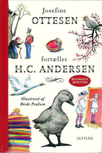 Josefine Ottesen: Josefine Ottesen fortæller H.C. Andersen