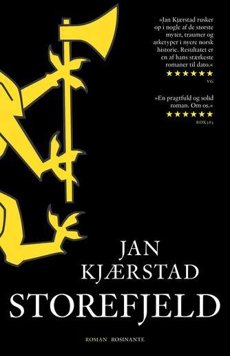 Jan Kjærstad: Storefjeld : roman
