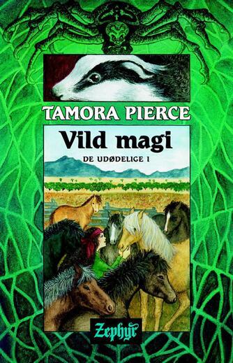 Tamora Pierce: Vild magi