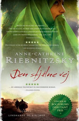 Anne-Cathrine Riebnitzsky: Den stjålne vej : roman