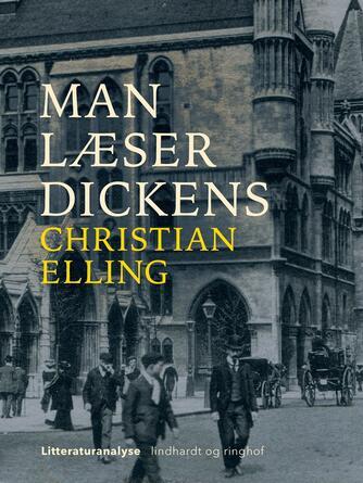 Christian Elling: Man læser Dickens