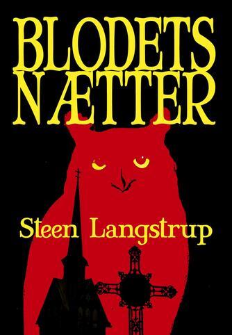 Steen Langstrup: Blodets nætter