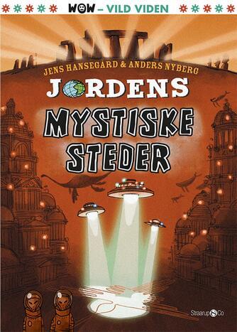 Jens Hansegård: Jordens mystiske steder