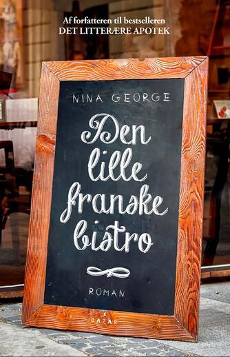 Nina George: Den lille franske bistro