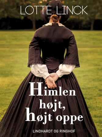 Lotte Linck: Himlen højt, højt oppe : roman