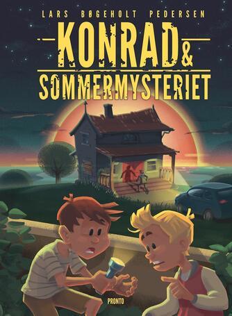 Lars Bøgeholt Pedersen: Konrad & sommermysteriet