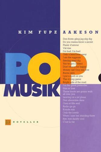 Kim Fupz Aakeson: Popmusik