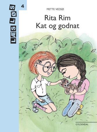Mette Vedsø: Rita Rim - kat og godnat
