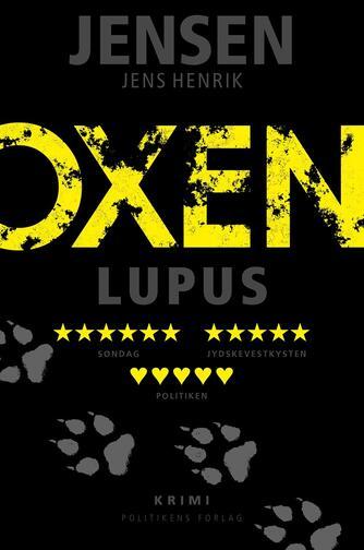 Jens Henrik Jensen (f. 1963): Lupus : krimi