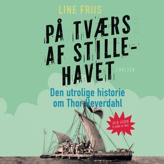 Line Friis Frederiksen: På tværs af stillehavet