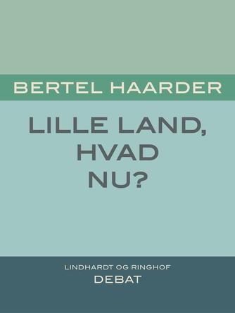Bertel Haarder: Lille land, hvad nu?