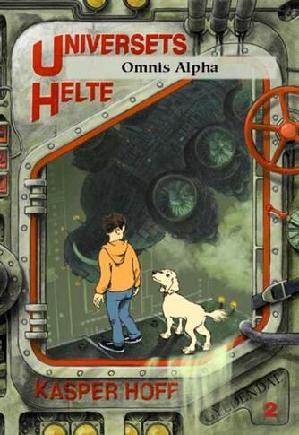 Kasper Hoff: Universets Helte - Omnis Alpha