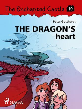 : The Enchanted Castle 10 - The Dragon s Heart