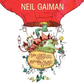 Neil Gaiman: Den sygeste løgnehistorie