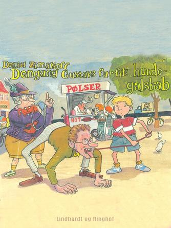 Daniel Zimakoff: Dengang Gustavs far fik hundegalskab