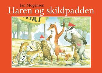 Jan Mogensen (f. 1945): Haren og skildpadden