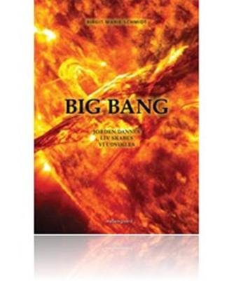 Birgit Marie Schmidt (f. 1936): Big bang : jorden dannes, liv skabes, vi udvikles
