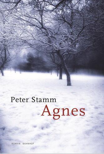 Peter Stamm (f. 1963): Agnes : roman