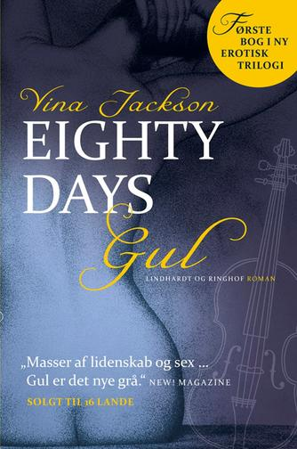Vina Jackson: Eighty days gul