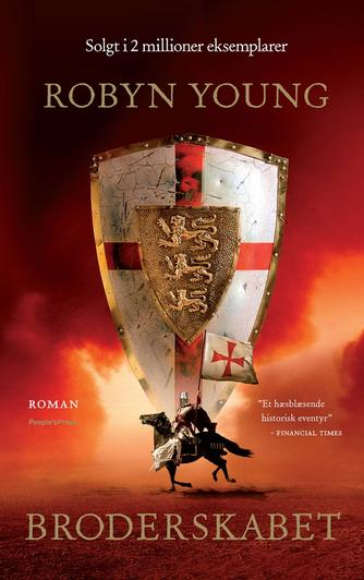 Robyn Young: Broderskabet : roman