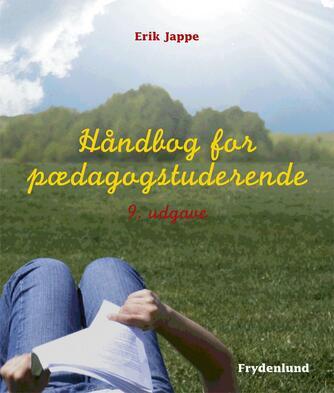 Erik Jappe: Håndbog for pædagogstuderende