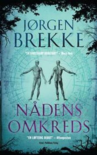 Jørgen Brekke: Nådens omkreds : roman