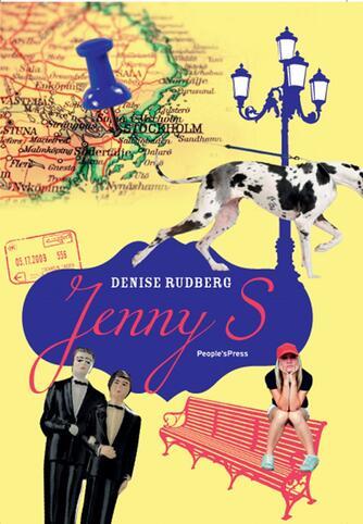 Denise Rudberg: Jenny S : roman