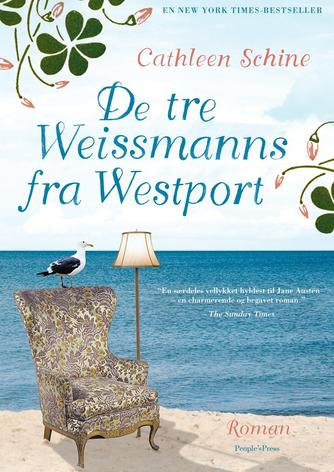 Cathleen Schine: De tre Weissmanns fra Westport : roman