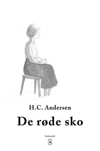 H. C. Andersen (f. 1805): De røde sko