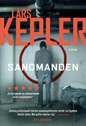 Lars Kepler: Sandmanden