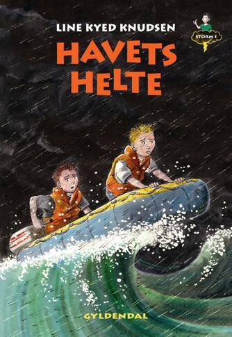 Line Kyed Knudsen: Havets helte