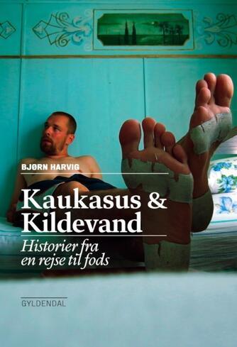 Bjørn Harvig: Kaukasus & kildevand : historier fra en rejse til fods