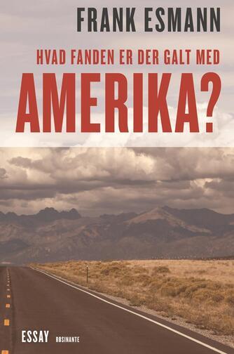 Frank Esmann: Hvad fanden er der galt med Amerika?
