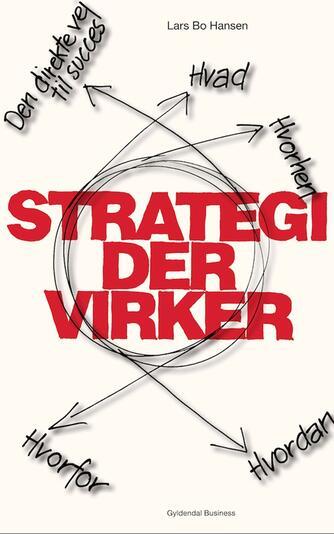 Lars Bo Hansen: Strategi der virker : den direkte vej til succes