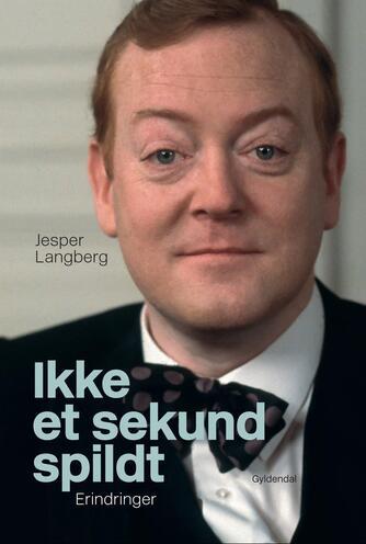Jesper Langberg, Danni Travn: Ikke et sekund spildt