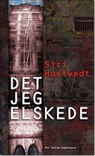 Siri Hustvedt: Det jeg elskede : roman