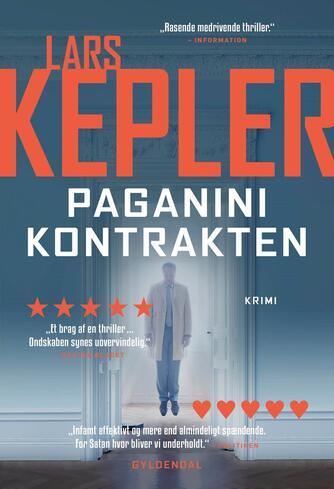 Lars Kepler: Paganinikontrakten : kriminalroman