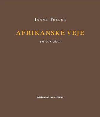 Janne Teller: Afrikanske veje : en variation