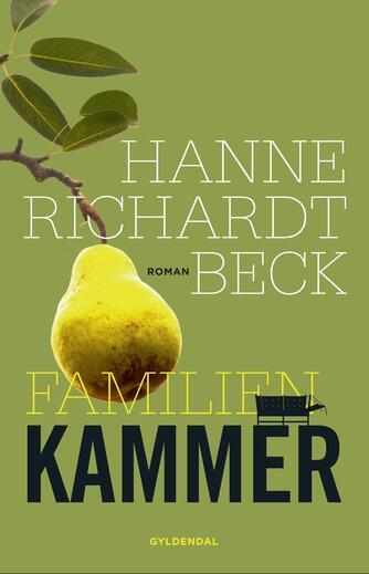 Hanne Richardt Beck: Familien Kammer : roman